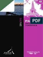 Paris Información Turística 2014 15 (Español)