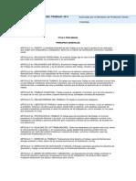 Codigo Sustantivo Del Trabajo Colombia