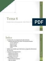 Princípios Básicos de Programação.