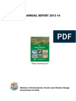 Annual Report Moef