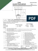 Specification Sheet Z1902