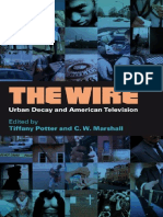 The Wire; Urban Decay and American Television
