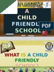 Special Topics - Child-Friendly School