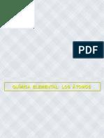 Imanes biomagneticos. quimica elemental