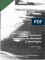 Territorios Juveniles. Identificaciones y Temporalidad Corporal - Juventud, Territorios de Identidad y Tecnologias - 2009