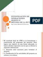 Investigación de Operaciones - Sesion 07