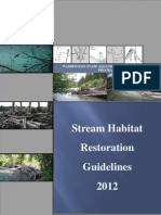 restauracion de habitats en rios