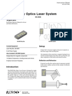 Laser Ray Box Manual SE 8506
