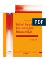 Pakistan Energy - Ziad Alahdad