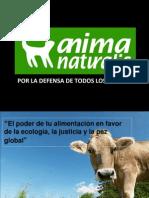 El poder de tu alimentación en favor de la ecología, la justicia y la paz global