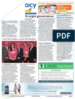 Pharmacy Daily for Fri 14 Aug 2015 - SHPA urges governance, ACCC ticks Hospira acquisition, UK consultation on pharmacy integration, Events Calendar and much more