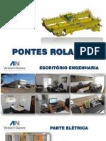 Fabricante de Ponte Rolante, Projeto - Vendramin & Scavone