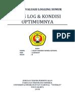 Jenis Log & Kondisi Optimum