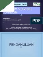 Sindrom Stevens-johnson Case - Revisi