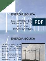 Energia Eolica - Molinos y Aerobombas