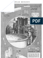 Plans for Radial Drill Press
