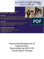 Improving Management of Hypertension