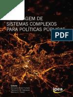 Livro - Modelagem de Sistemas Complexos Em Políticas Públicas