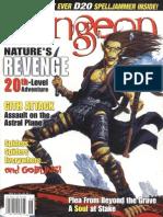 Dungeon Magazine #092