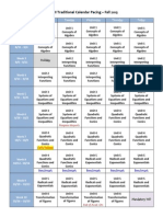 bcs math ii traditional pacing calendar fall 2015 (1)