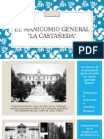 Manicomio General La Castañeda