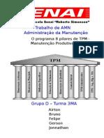 Programa 8 Pilares Da TPM