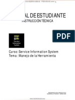 Manual Instruccion Sis Service Information System Caterpillar