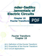Chapter 18 Fourier Transform