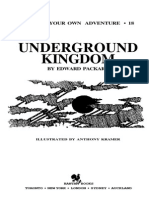 Underground Kingdom-Edward Packard
