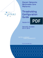 901 00 0061 Thresholding Config
