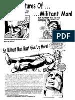 The Adventures of Militant Man