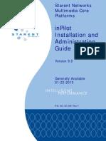 901-00-0087F Inpilot Install Admin