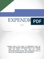 Expend Ios 2015