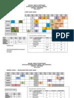 Jadual Waktu Sklh 2014