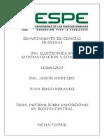 Informe Exposiciones Miranda 4101