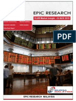 Epic Research Malaysia - Daily KLSE Report for 14th August 2015