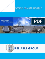 Reliable Sponge Pvt Ltd-Unit-III