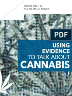 Using Evidence to Talk About Cannabis