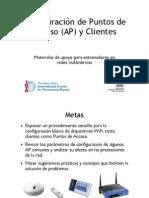 Configuracion de AP