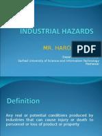 Industrial Hazards PPT