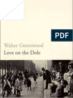 Walter Greenwood - Love on the Dole