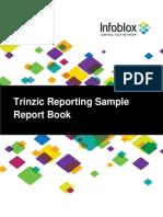 Trinzic Reporting Sample Report2