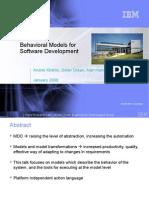 Behavioral+Models+for+Software+Development