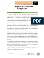 BAB II_Tijauan Teori dan Kebijakan.docx