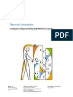 FlexArray Virtualization Installation