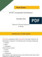 IncompFluidMech Lecture 04 FluidStatics