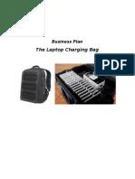 Report Laptop Charging Bag