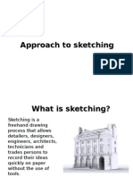 5 Approach to Sketching