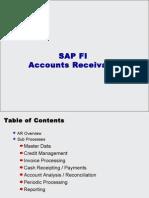 18931122 Sap Fi Accounts Receivable