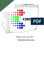 XX92 Service Manual